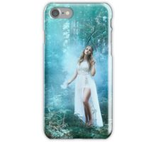Mystic forest fairy iPhone Case/Skin