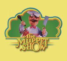 Chef Muppets Kids Tee