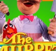 Chef Muppets Sticker