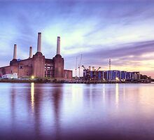 Battersea Power Station by MartinWilliams