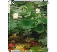 Summer in the Wetlands iPad Case/Skin