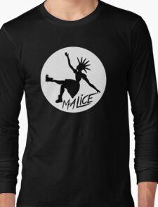 Malice Magazine Logo Long Sleeve T-Shirt