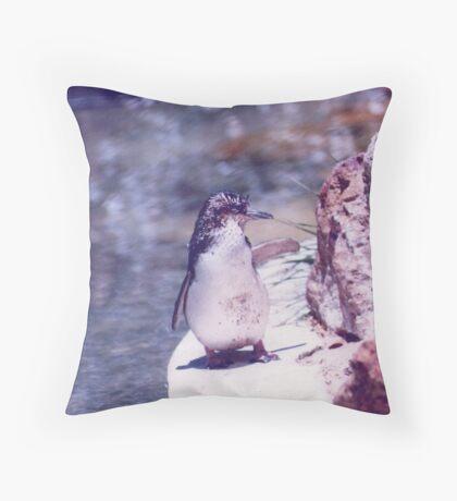 penguin  Throw Pillow