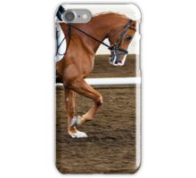 Horse Show Dressage iPhone Case/Skin
