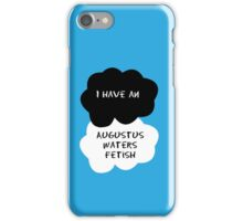 TFIOS - I have an Augustus Waters fetish iPhone Case/Skin