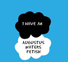 TFIOS - I have an Augustus Waters fetish by 23connieyu