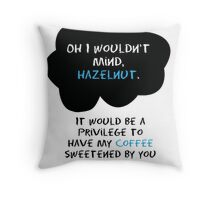TFIOS - Coffee Throw Pillow