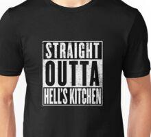 Straight Outta Hell's Kitchen Unisex T-Shirt