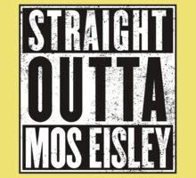Straight Outta Mos Eisley Kids Tee