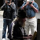 piano man   melbourne november 2010 by geof