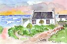 Fisherman's Cottage by Maree Clarkson