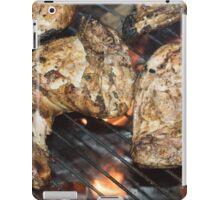 82615 Saturday night bbqq iPad Case/Skin