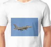 Royal Jordanian Air Force F-16 Fighting Falcon Unisex T-Shirt