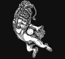 Fu Beast- Black and White Unisex T-Shirt