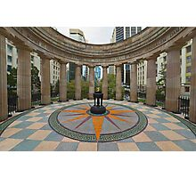 ANZAC Memorial - Eternal Flame Photographic Print