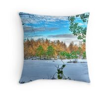 It's Getting To look A Lot like Christmas Throw Pillow