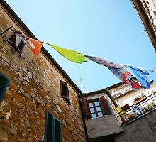 Drying laundry by pljvv