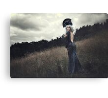 Storm of change Canvas Print