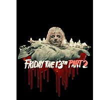 friday the 13th 2 Photographic Print