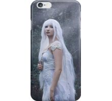 Forgotten song of the fairies iPhone Case/Skin