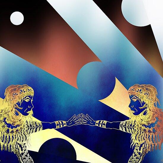 Mirror, Mirror! Digital version. by Grant Wilson