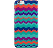 Zig Zags: First Edition iPhone Case/Skin