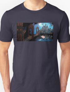 Watching over Gotham Unisex T-Shirt