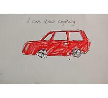 Car Photographic Print