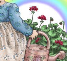rainbows end Sticker