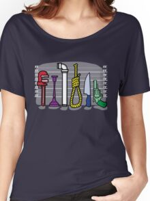 The Usual Suspects Women's Relaxed Fit T-Shirt