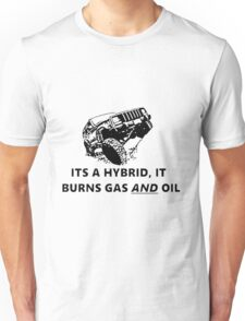 oil burning jeep hybrid T-Shirt