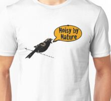 NoisyByNature Orange Unisex T-Shirt