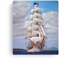 Europa Sails Canvas Print