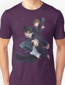 Psycho Pass: Kogami x Tsunemori T-Shirt