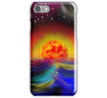 Sunset on Ocean Blvd iPhone Case/Skin