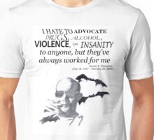 Gonzo Hunter 1 Unisex T-Shirt