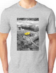 Flower Saga - Yellow Unisex T-Shirt