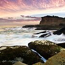 The Skillion - Terrigal NSW Central Coast by Mathew Courtney
