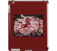 Spirit Horse iPad Case/Skin
