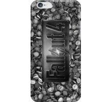 Fallout 4 bottle cap phone case iPhone Case/Skin