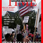 Tea Party Patriots - The Real People of the Year by Charles McFarlane