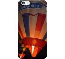 Strathaven Balloon Festival, 2 29.8.15 iPhone Case/Skin