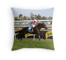 Solar Charged Throw Pillow