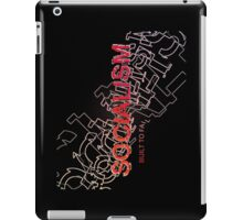 Socialism Is Built To Fail iPad Case/Skin