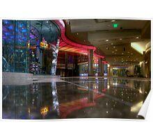 Elvis Giftshop Aria Promenade Las Vegas Poster