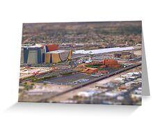 Getting Small is Easy Greeting Card