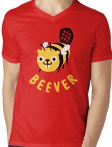 Beever Mens V-Neck T-Shirt
