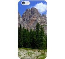 Monte Cristallo  iPhone Case/Skin