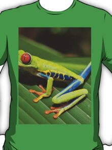 Special Red-eyed Tree Frog T-Shirt