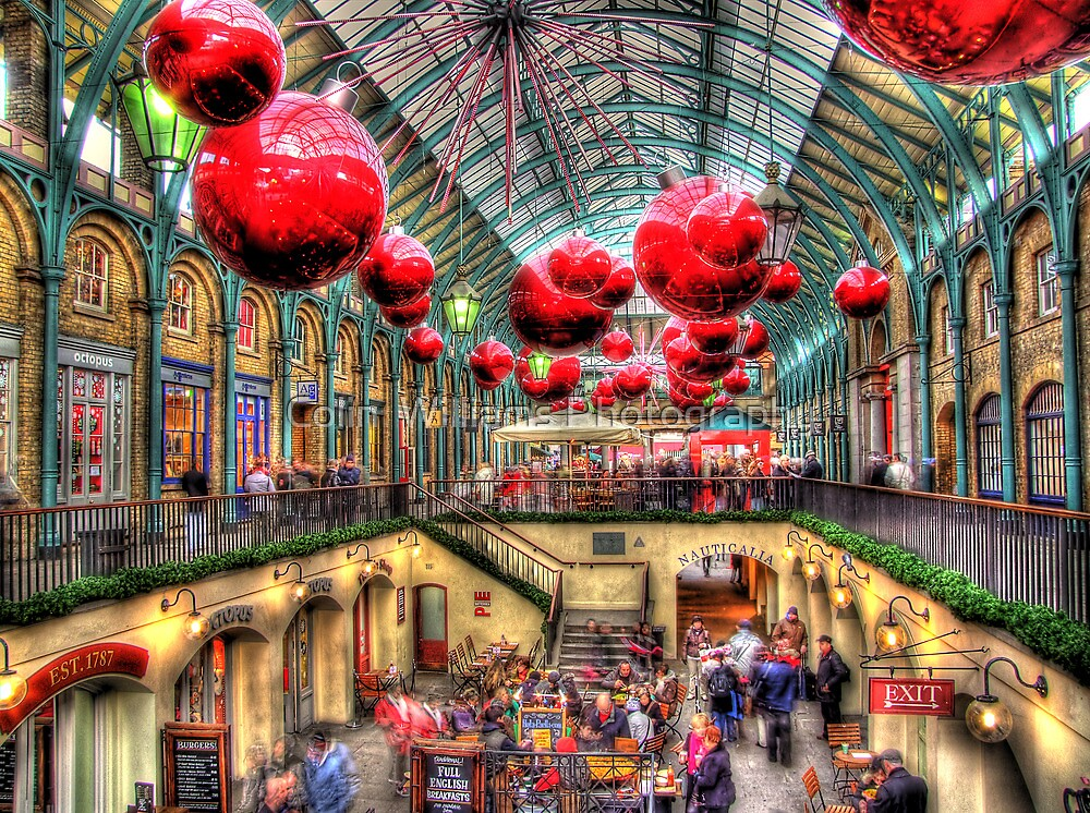 Covent Garden Market, London - HDR by Colin  Williams Photography